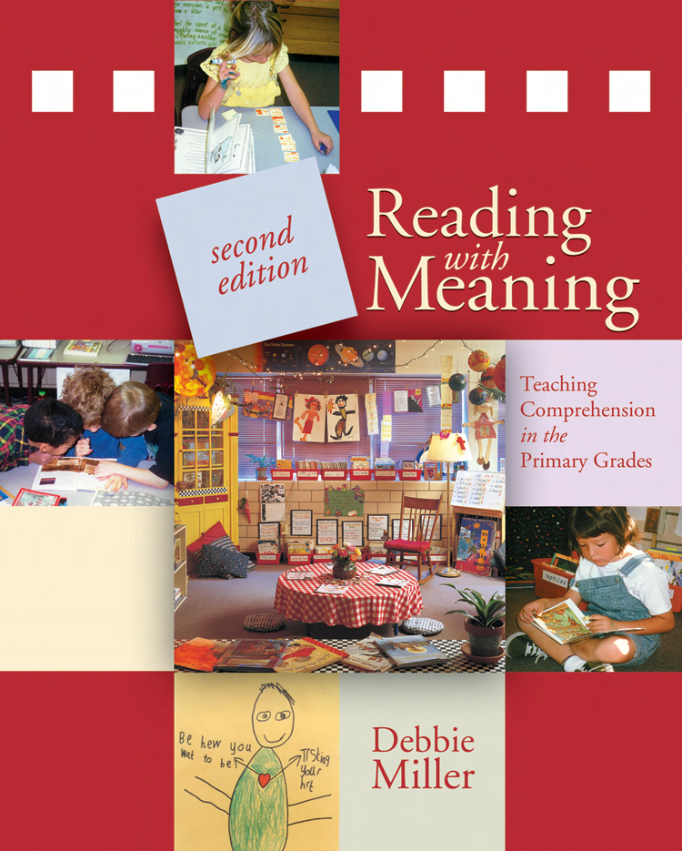 Reading With Meaning Second Edition Stenhouse Publishers
