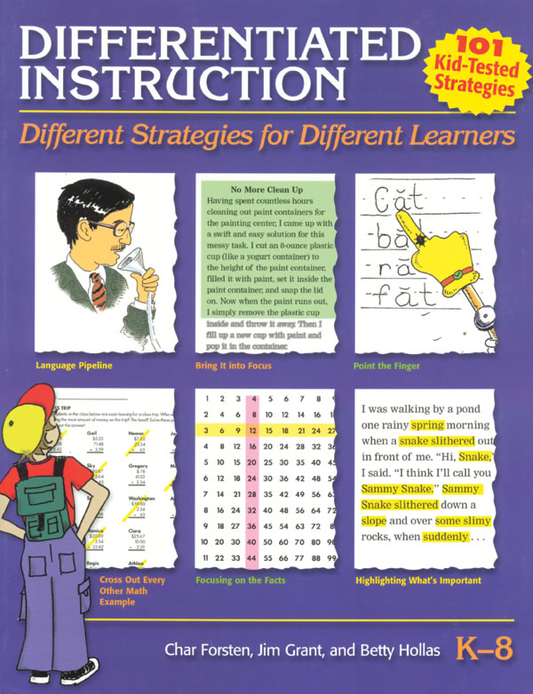 Differentiated Instruction Second Edition Stenhouse Publishers