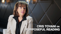 Cris Tovani on Purposeful Reading