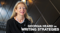 Georgia Heard on Writing Strategies