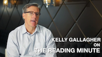 Kelly Gallagher on the Reading Minute